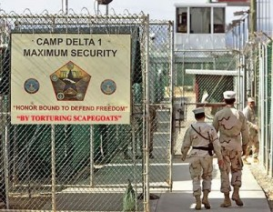 Camp Delta at Guantánamo Naval Base - Photo courtesy publik15/Flickr