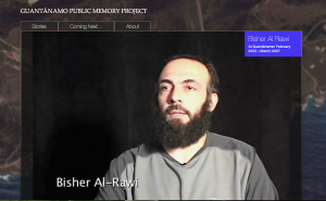 Bisher al-Rawi, at Guantánamo February 2003-March 2007