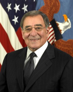 U.S. Defense Secretary Leon Panetta - Photo courtesy Flickr/roberthuffstutter