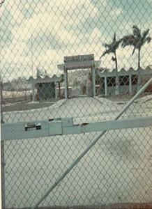 BO, The Northeast Gate, Castro Side, 1965