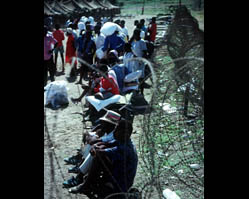 HIV-positive Haitians at Guantánamo Bay Thumbnail Image