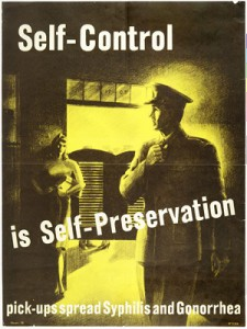 Self-Control is Self-Preservation