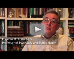 Interview with Dr. Eugenio M. Rothe Thumbnail Image