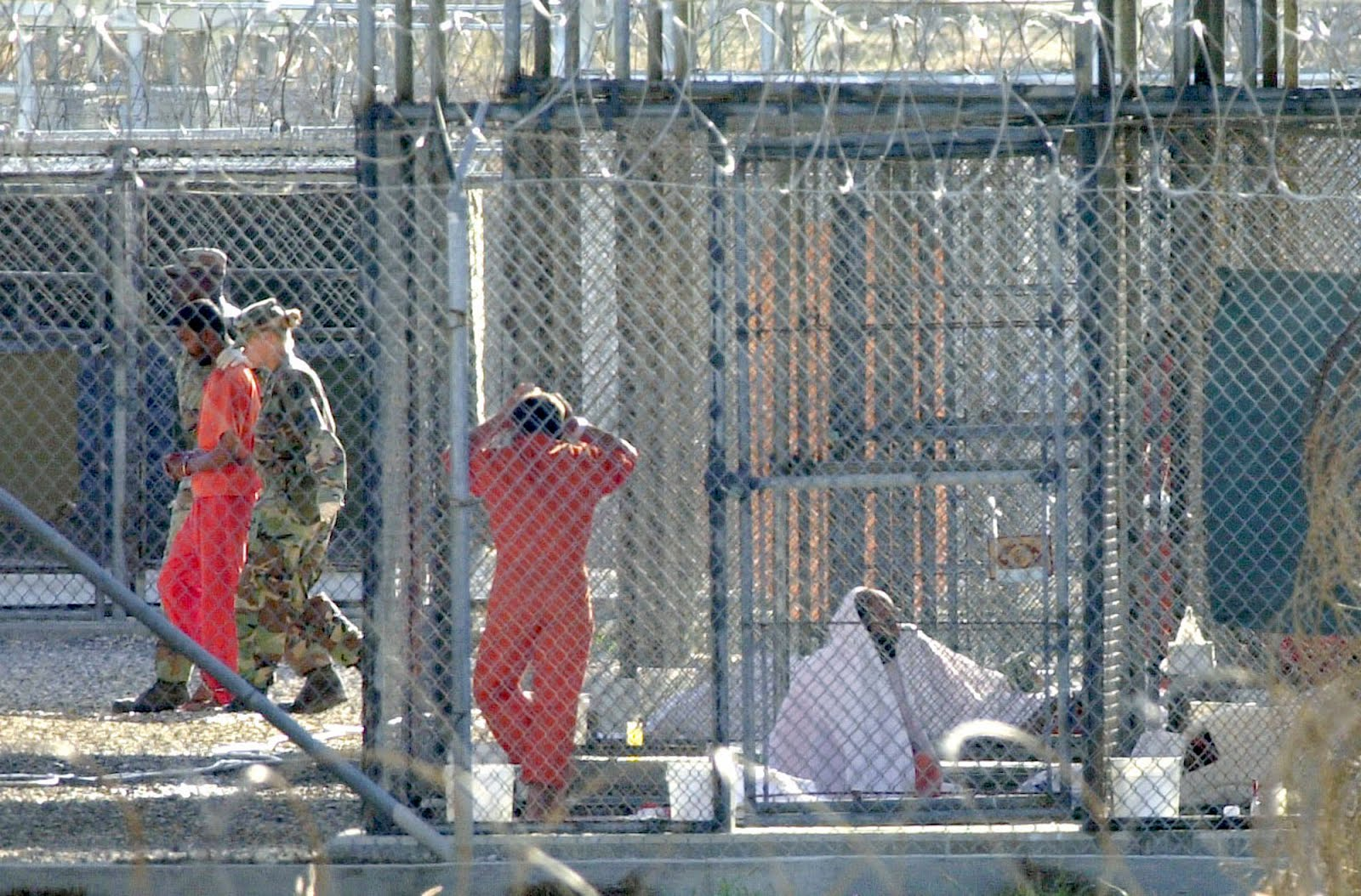 This Week in Guantánamo: 2014 and 2002 Thumbnail Image