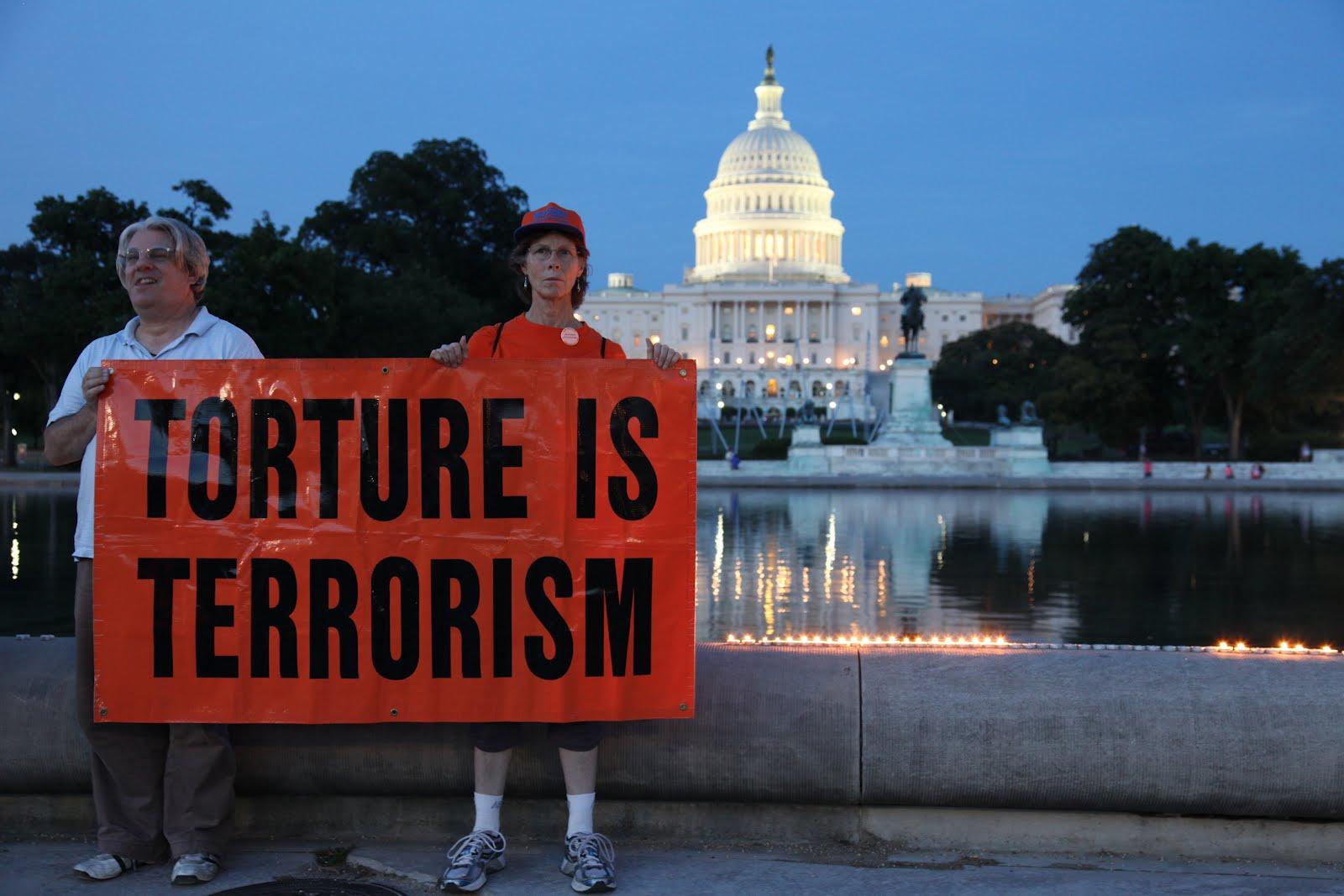 Is Torture Terrorism? Thumbnail Image