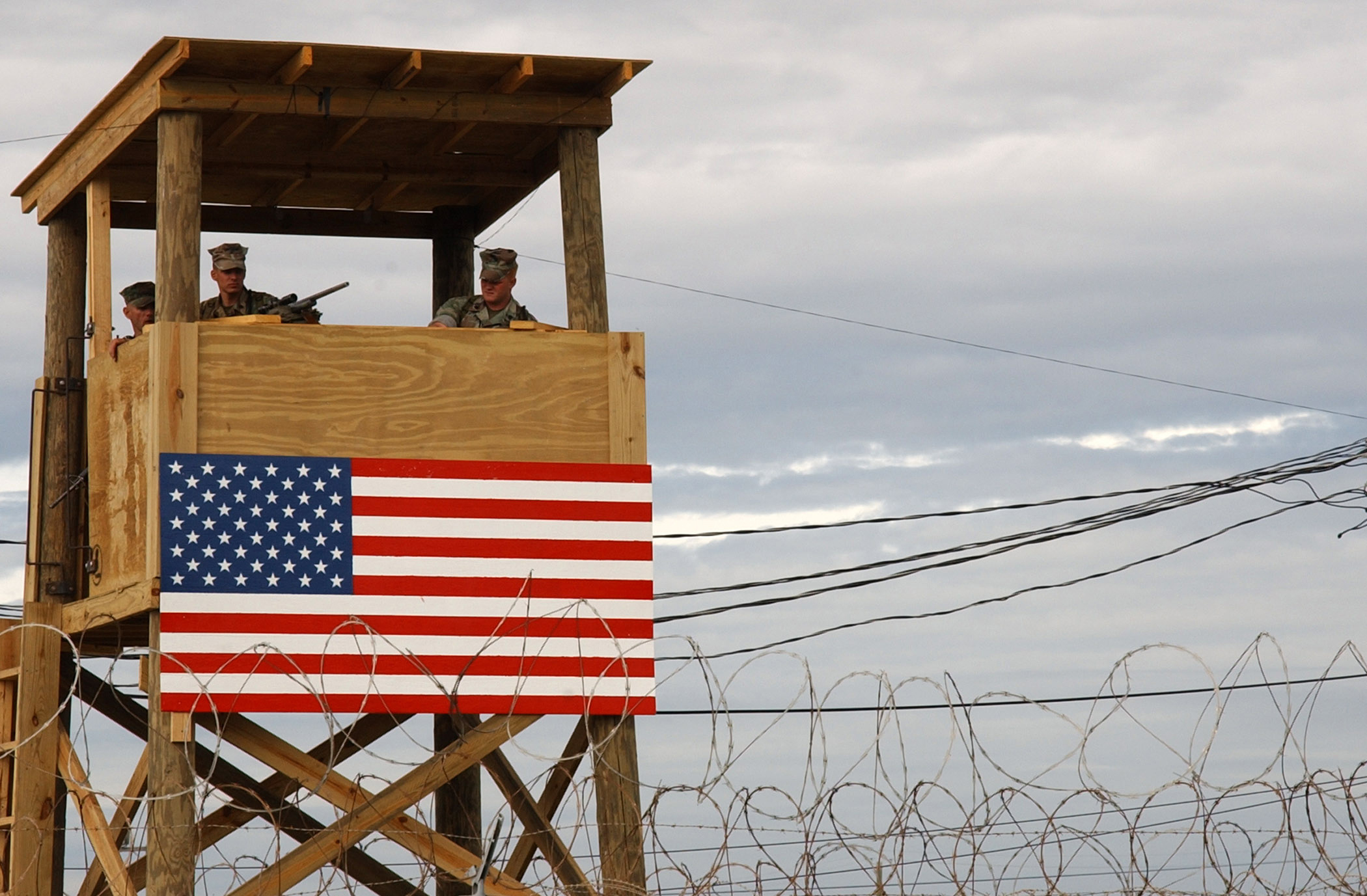 This Week in Guantánamo: 2013 and 2002 Thumbnail Image