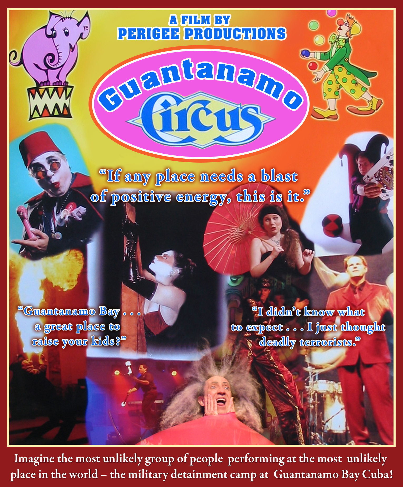Guantanamo Circus: A Journey to the Other Side Thumbnail Image