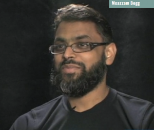 Moazzam Begg. Image from ACLU interview.