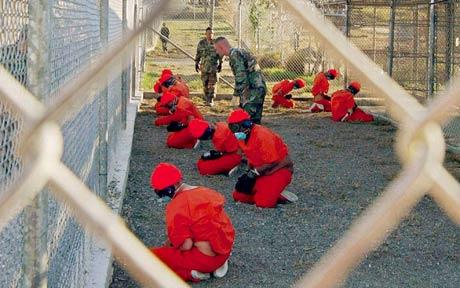 The Representation of GTMO Through Photography: Partial Truths? Thumbnail Image